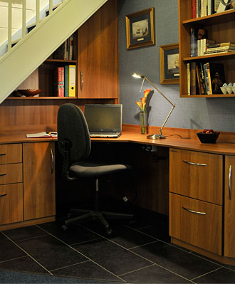 Fitted Home Office Furniture for sale South Devon  Keith Holder